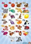 לוח אותיות אנגלית